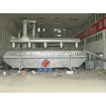 Sea Shell Vibrating Fluid Bed Dryer