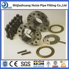 stainless steel EN 1092 SO RF FLANGE