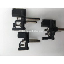 french plug insert(VDE plug,hollow pin power plug,ac plug)