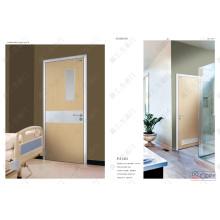 Imagens completas de porta sólida, porta de madeira interior composta