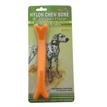 Chicken Scent Large Soft Nylon Dog Chew Toy