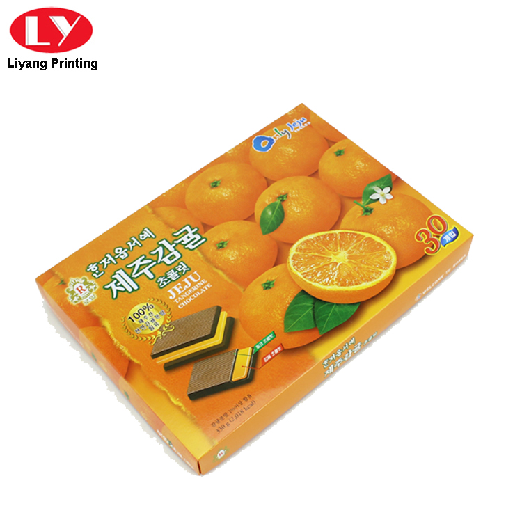 Cookie Box Manufacturer