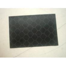 Tissu en rideau en tissu de fibre de verre en PVC