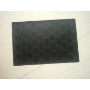 PVC Fiberglass Cloth Curtain Fabric
