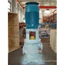 Bomba de tornillo triple de succión 3GCL110X2 con aprobación CE