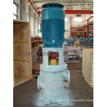 Pompe à triple vis à simple aspiration approuvée par la CE 3GCL110X2