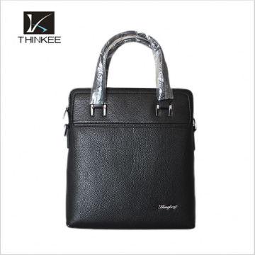 Free Patterns For Leather Bags Men's Genuine Portfolio Handbags Wholesale