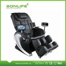 2014 Nouvelle chaise 3D de massage par gravité zéro