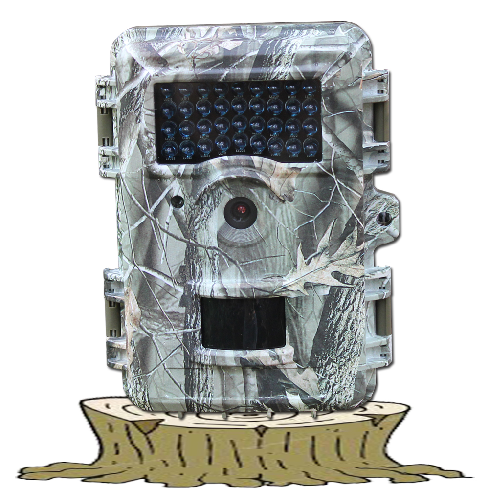 camouflage hunting camera