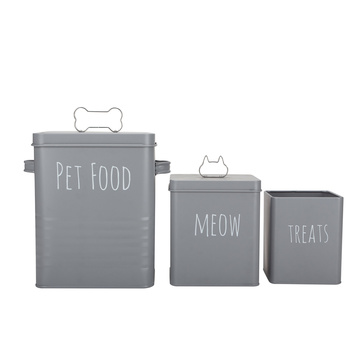 Idéias para recipiente de armazenamento de alimentos para animais 50 LB