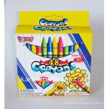 crayón de cera blanca