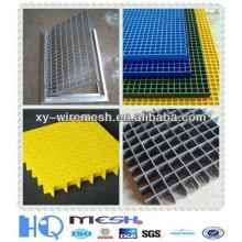 Prix d'usine grille de grille de la chaudière / grille d'acier à charge lourde de anping