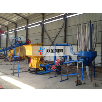 crusher botol air industri plastik