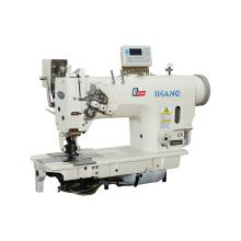 Hot sale for Industrial Bar Tacking Sewing Machine Computerised Three Needle Thin Material Sewing Machine supply to Philippines Supplier