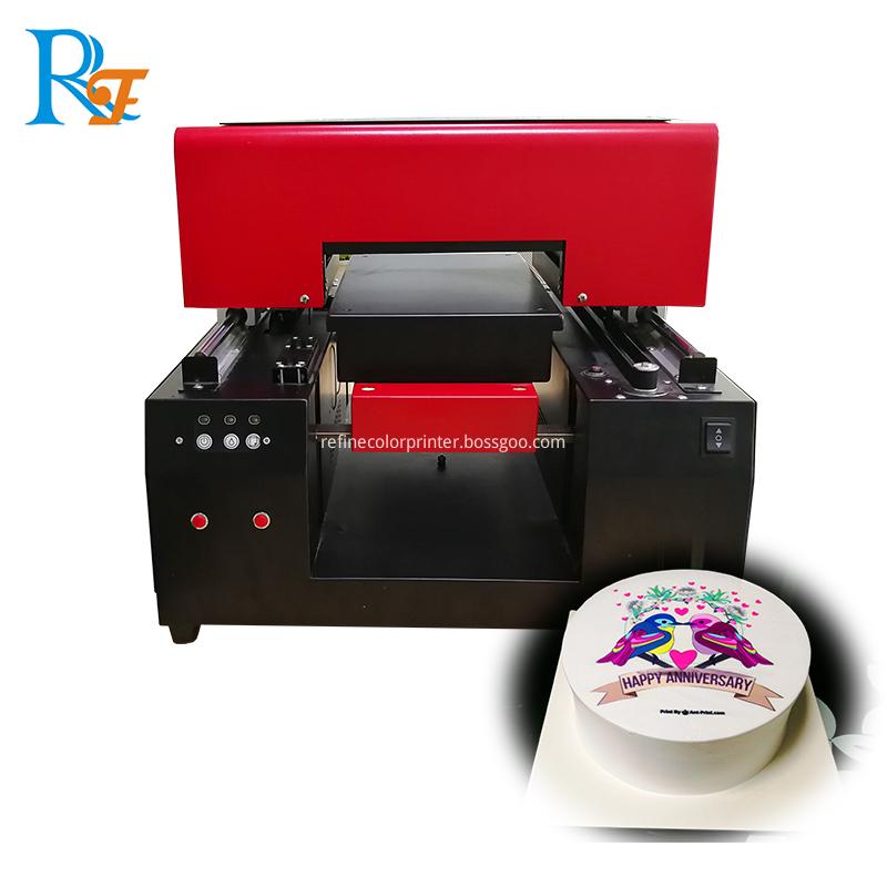 3d Cake Printer Youtube