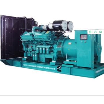 CUMMINS generador diesel 400kw