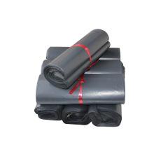 Großhandels LDPE-Kleid / Post, die grauen Beutel verpackt