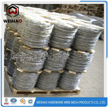 Steel Security Fence Barbed Wire Roller