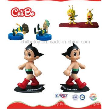 Пластмассовая игрушка Astroboy для детей (CB-PM018-M)