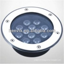 landscaping 12w led light ip68 underground