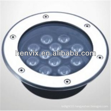 garden use led underground light 12w
