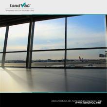 Landvac China Luoyang Weiß Vakuumverstärktes Glas für Innentüren mit Glaseinsätzen