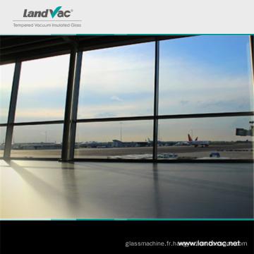 Verre à double vitrage sous vide à haute performance de Landvac pour le protecteur d'écran en verre trempé