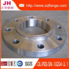 JIS B220 Thread Flansch, Klasse 150 Rohr Flansch Fitting