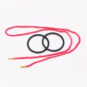 Cuerda mágica trucos de cuerdas y anillos de juguete para niños