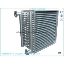 Steam to Air Heat Exchanger for Wood Drying