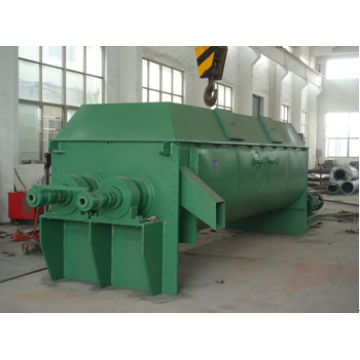 Dust dedusting equipment Yeast hollow hollow blade dryer