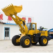 Carregador da roda de 5 toneladas / 3m3 / 162kw, carregadores (ZL50G)