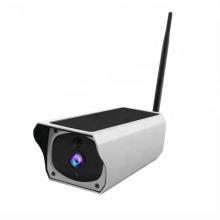 Solar Power Battery Camera Waterproof Outdoor Bullet Camera WIreless WiFi Camera