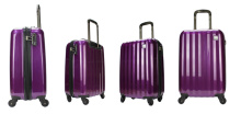 suitcase type trolley luggage custom made design rolling luggage