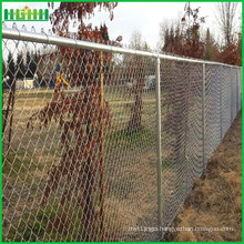 Best Price hot dipped galvanized chain link fence(manufacturer)