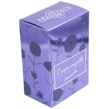 Cosmetic packing box skincare packaging