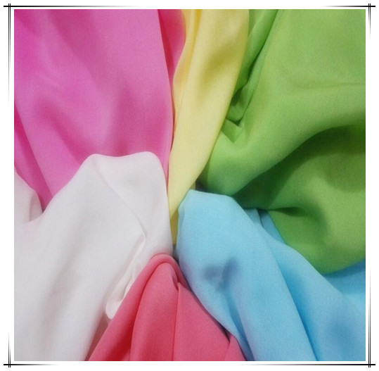 rayon dyeing fabric