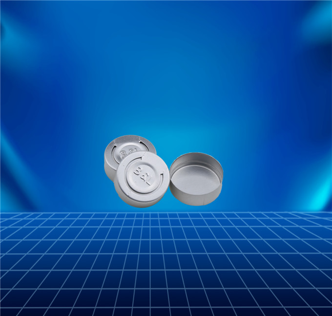 Aluminium Contact Lenses Caps