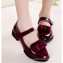Zapatos buenos para niños de Quanlity Zapatos elegantes para niños