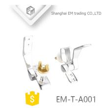 EM-T-A001 Badezimmer Messing Chrom Galvanik WC Sitz Scharnier