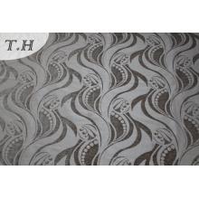 Tissu jacquard 2016 couramment utilisé dans les rideaux ou les meubles