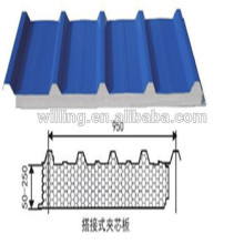 steel coils sandwich panel machinery