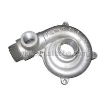 Aluminium Gravity Die Casting foundry supply cast aluminum pump housing by CNC machining