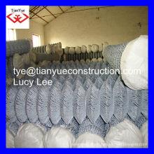 2015 NEU, China guter galvanisierter Kettengliedzaun (Diamantdrahtgeflecht), TianYue Ehrliche Fabrik