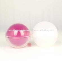 PP Ball Jar Transparent 50G Plastic PP Jar