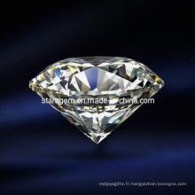 Bijoux à perles gemmes en zircon cubique brillant AAA