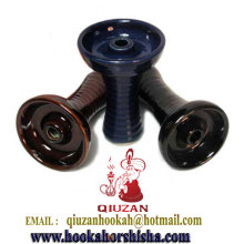 High Quality Big Hookah Ceramic Head Hookah Clay Bowl
