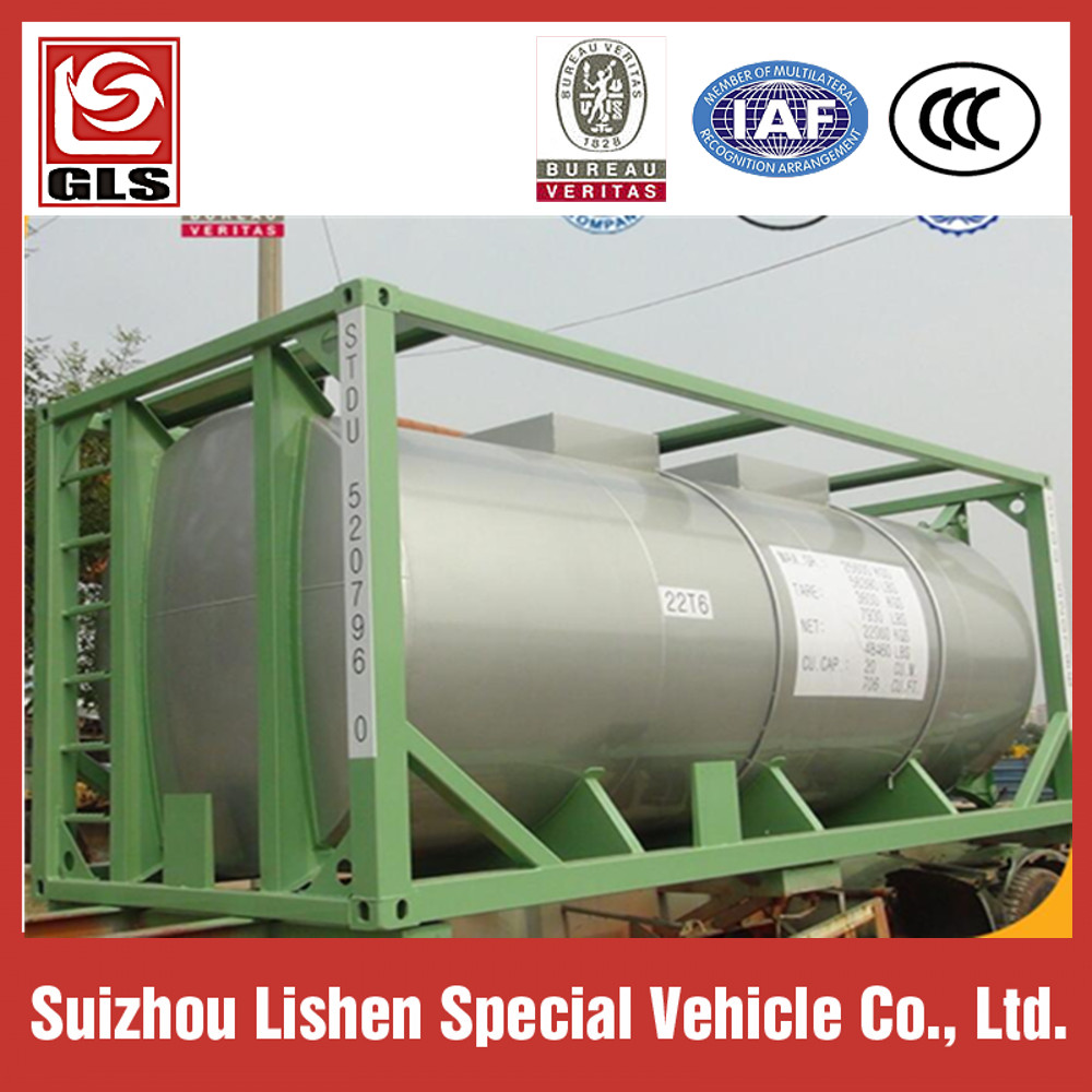 Stainless Tank Container
