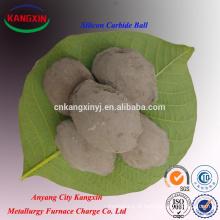 desoxidante de carboneto de silício / bola / liga