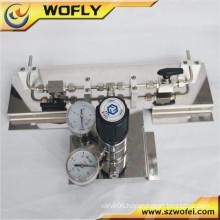 stainless steel co2 gas pressure regulator